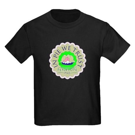 """In Pie We Trust"" Kids T-Shirt"