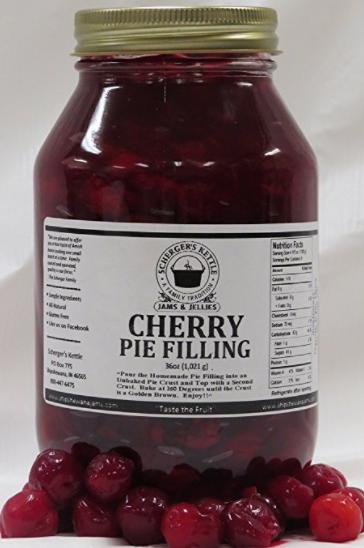Cherry Pie Filling, 36 oz