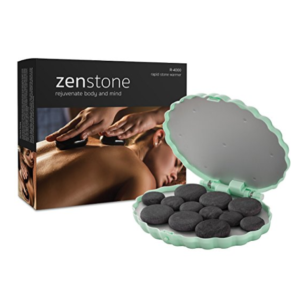 ZENSTONE Professional Hot Stone Therapy Kit