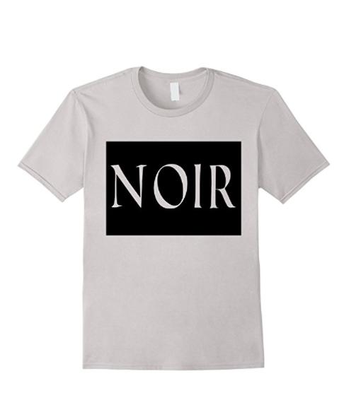 Film Noir T-Shirt Movie Cinema Black White Graphic Tee