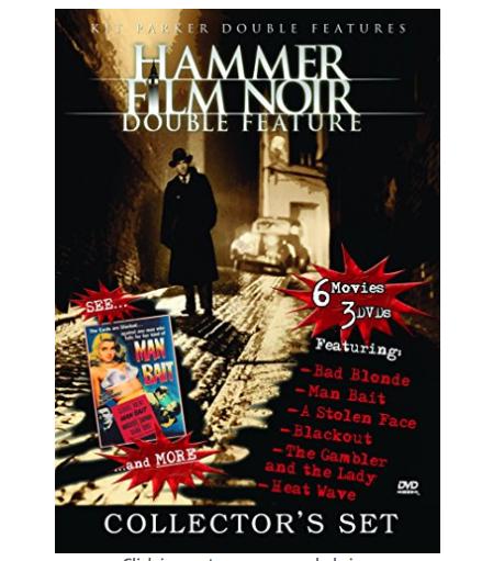 Hammer Film Noir Collector's Set