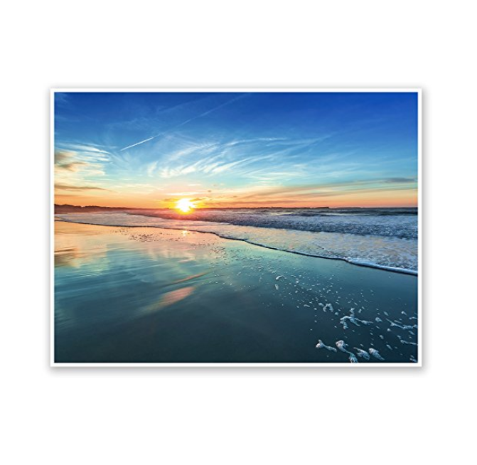 Sunset Beach - Water Landscapes