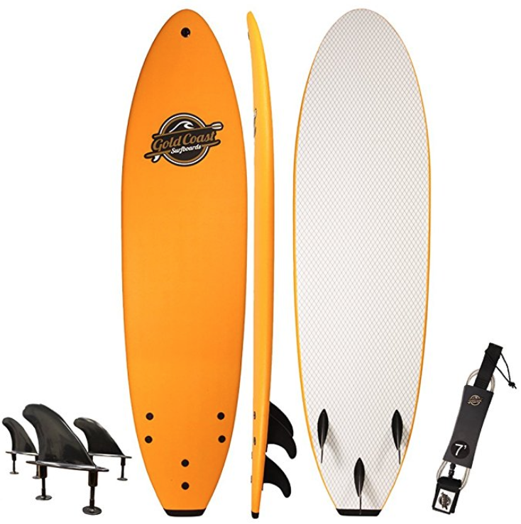 Gold Coast Surfboards Soft Top Surfboard