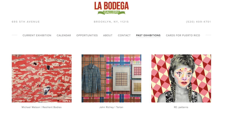 23341d259f07 Shop — La Bodega Gallery