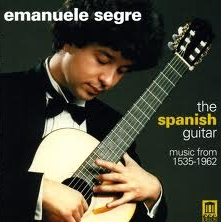 THE SPANISH GUITAR -