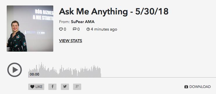 AMA Audio Experience