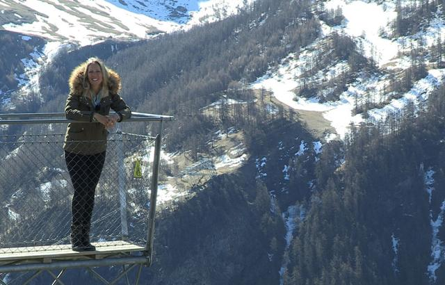 Sur les Alpes Perchées - Bo Travail! / Voyage