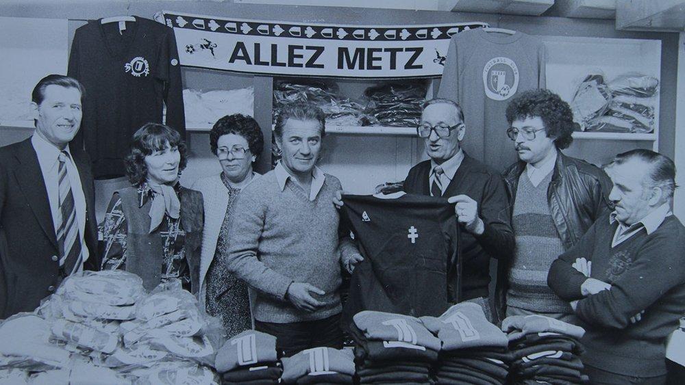 FC metz: le coeur grenat de la lorraine -