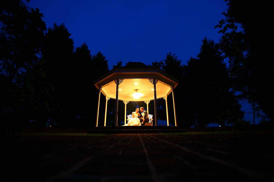 Gazebo | Photo provided by  Blue Bend Photography