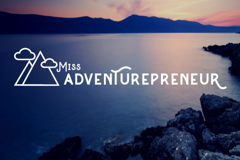 Logo design for Miss Adventurepreneur