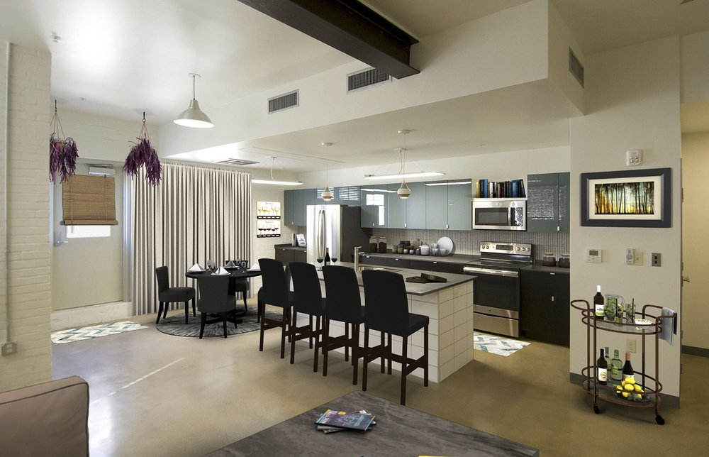 Amarillo Lofts