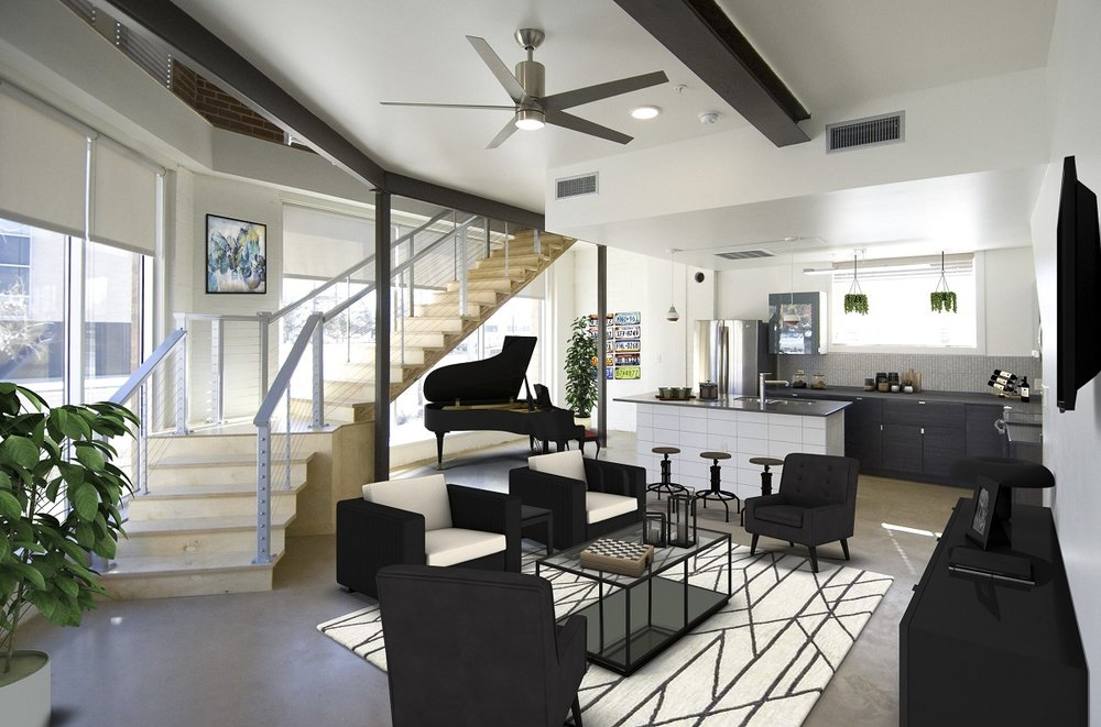 Lofts in Amarillo