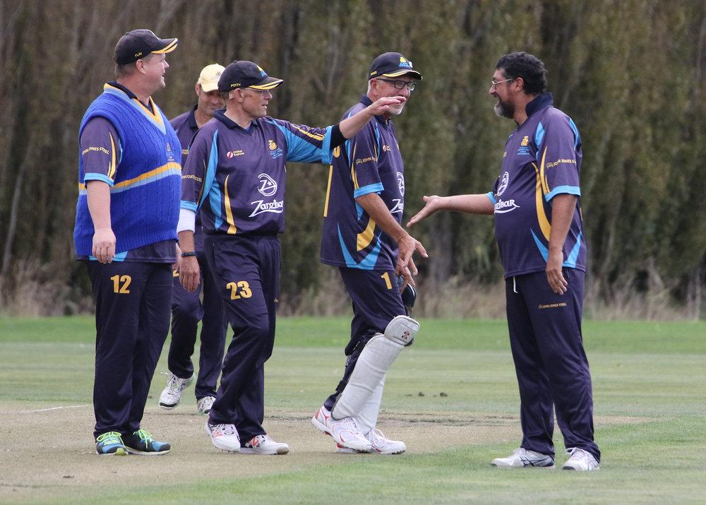 Golden Oldies Cricket Harrogate