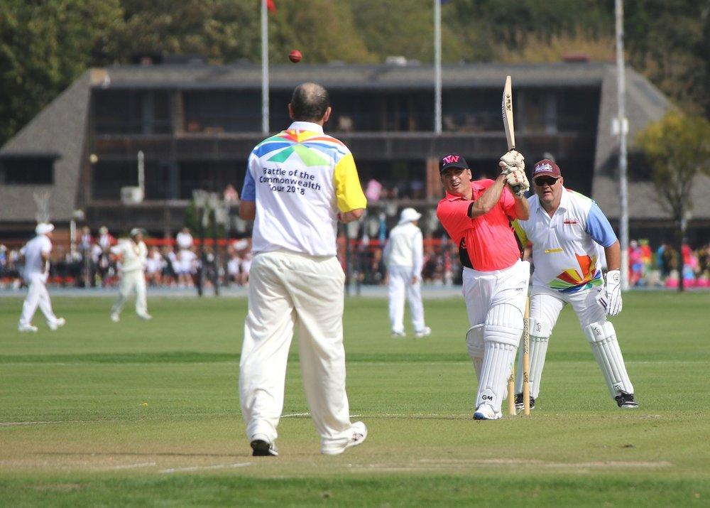 Golden Oldies World Cricket Festival