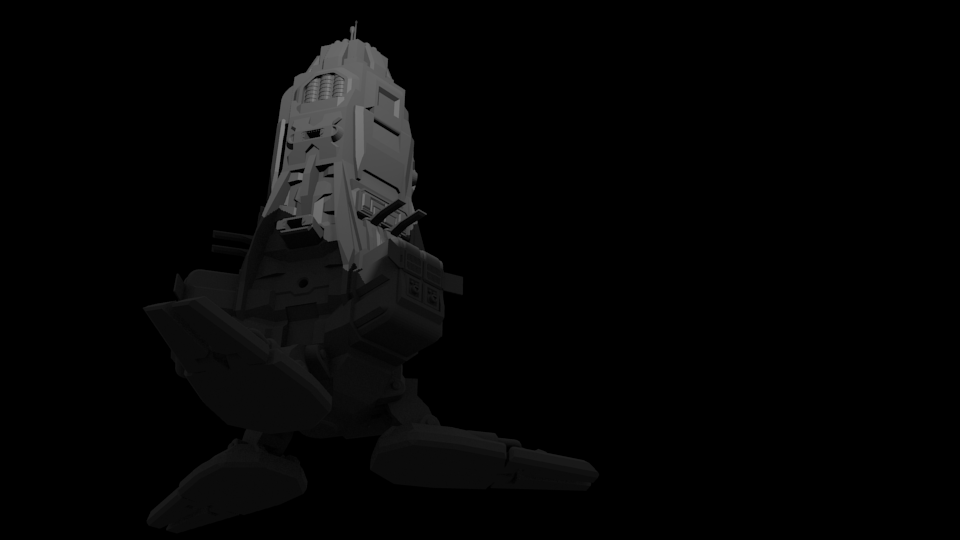 A colony vessel, the nexus of your empire.