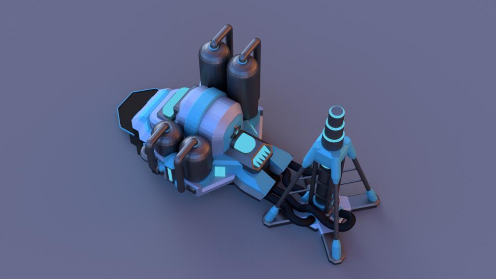 Hydrogen Harvester