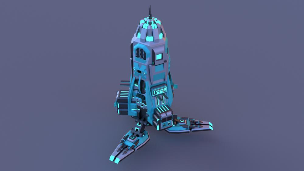 Colony Vessel