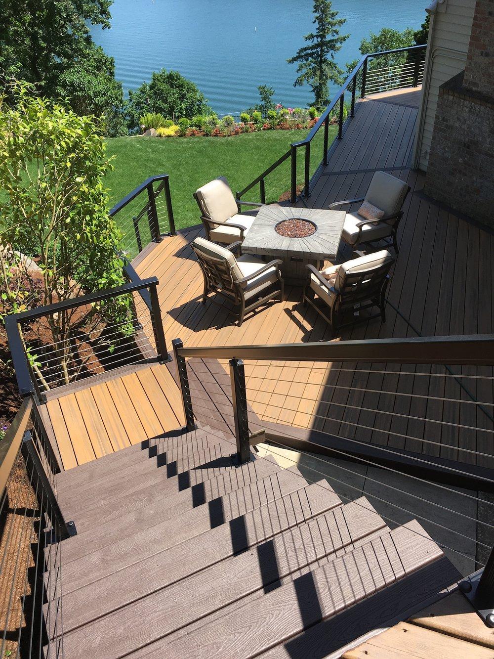 decks and railing decks