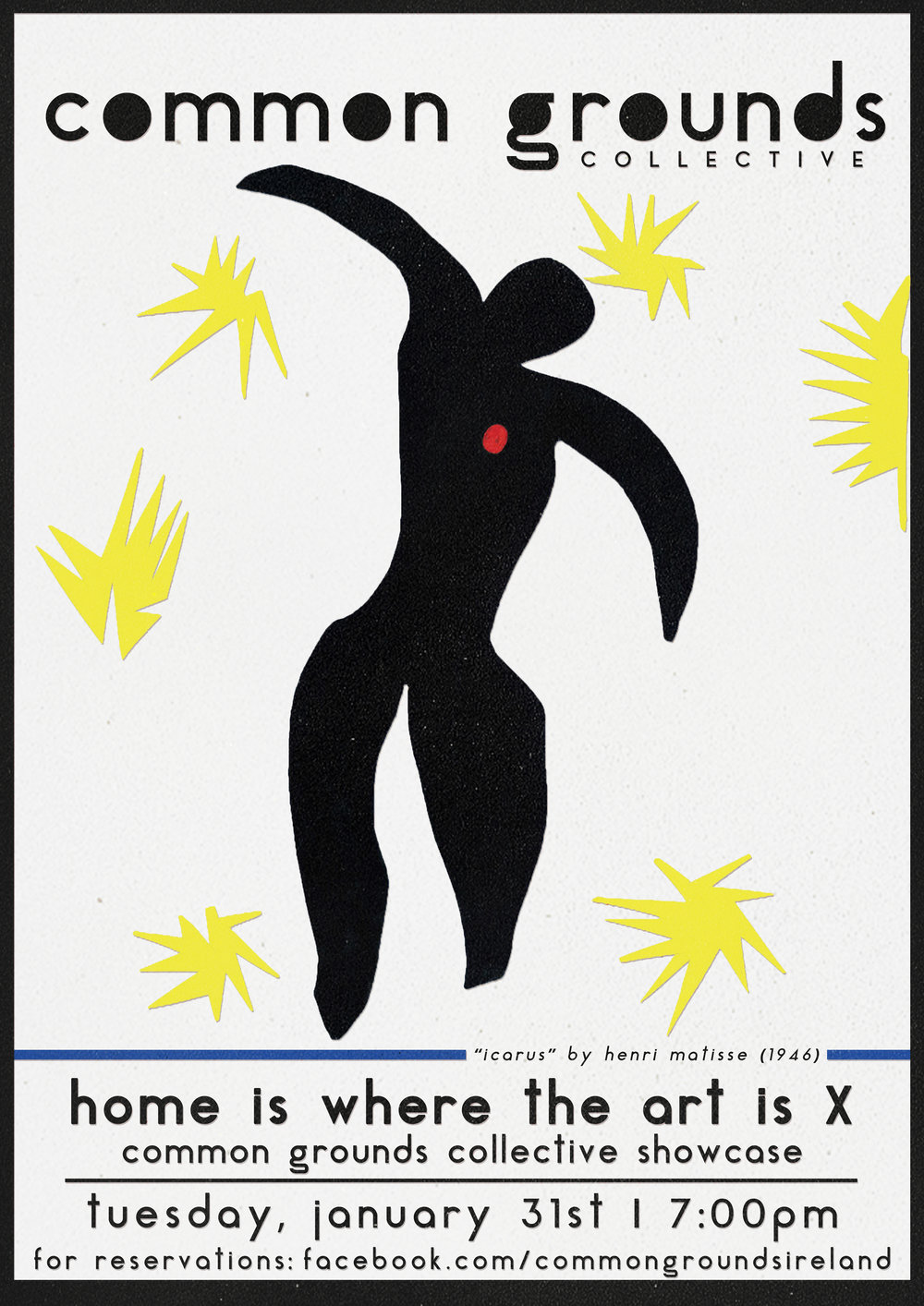 Home is Where the Art is X Lauren Varian