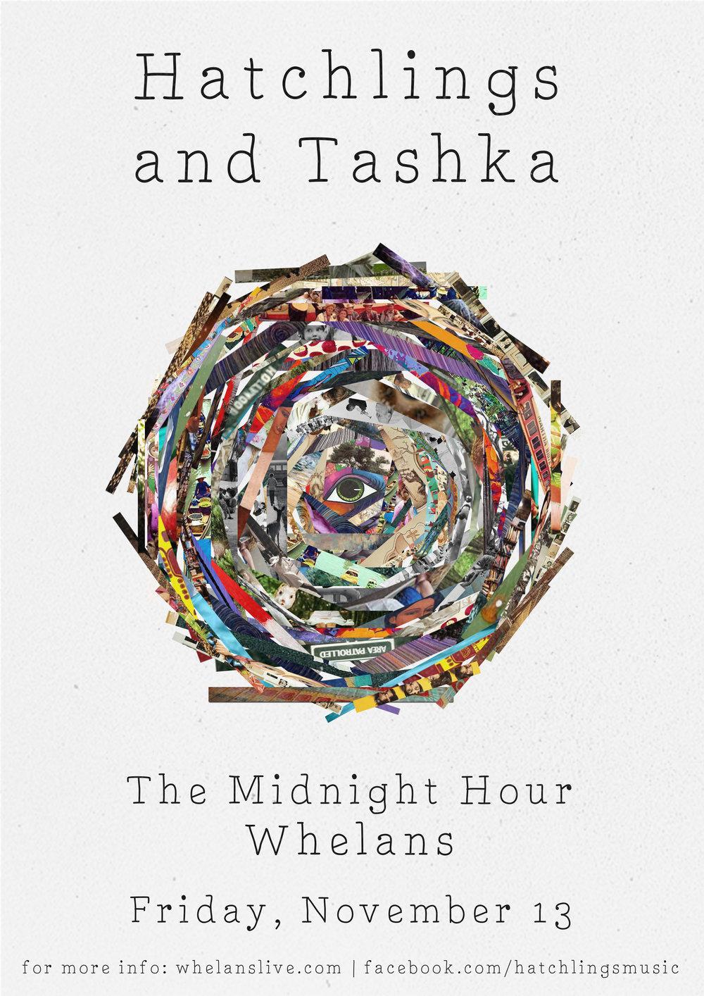 Hatchlings & Tashka Poster