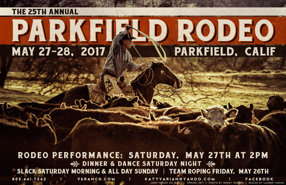 2017 Rodeo Poster