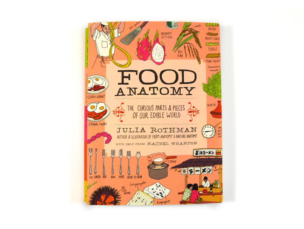 Food Anatomy — Julia Rothman