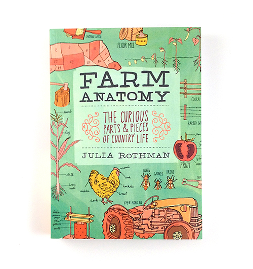 Farm Anatomy — Julia Rothman