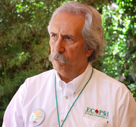 ECOPOL - Juan Manuel Martínez Valdez, founder and director of ECOPOL, became aware of GROW BIOINTENSIVE Sustainable Mini-Farming (GB) when he received a copy of the first Spanish translation of How to Grow More Vegetables that Ecology Action sent to Mexico. He tried out the method in a project he was managing and was very impressed with the results.After several years of interaction with John Jeavons, director of Ecology Action, Juan established ECOPOL (Ecology and Population) in 1992. Its purpose was specifically to spread GB throughout Mexico and the rest of Latin America so that people could learn how to grow healthy food for themselves in a sustainable way. Through ECOPOL's work hundreds of thousands of people have been taught the GB food-growing method, a network of Biointensive trainers has been established, and many organizations are now ECOPOL's allies in this effort.
