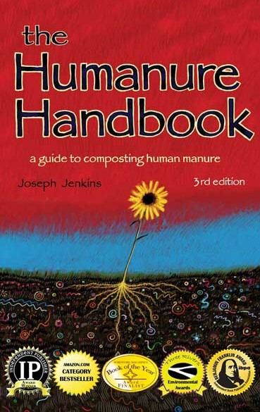The Humanure Handbook - The 10th Anniversary Edition of the most comprehensive, up-to-date and thoroughly researched book on the topic of composting human manure available anywhere. It includes a review of the historical, cultural and environmental issues pertaining to