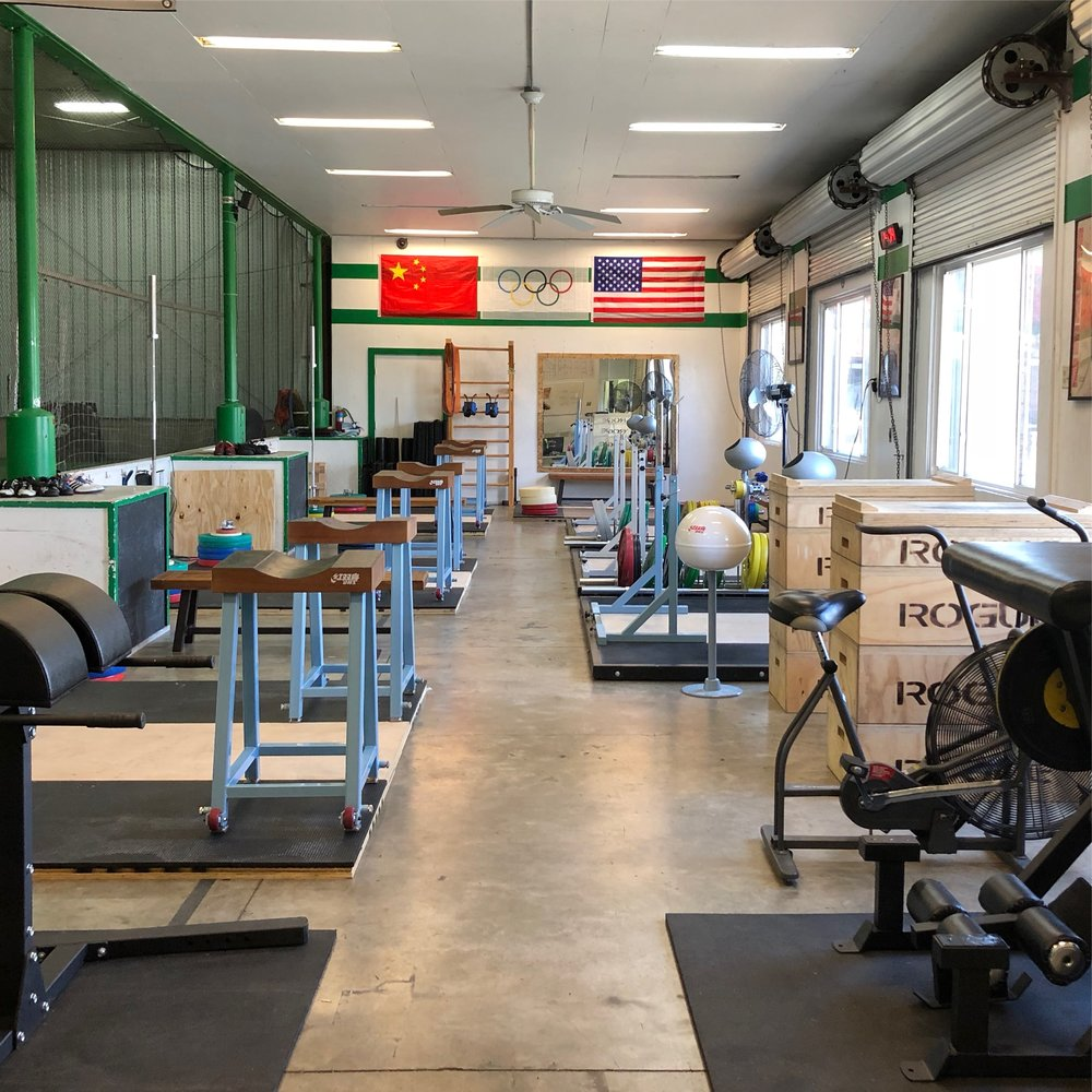 Our facility is air conditioned, and located inside ASA (Austin Sports Academy) in South Austin.
