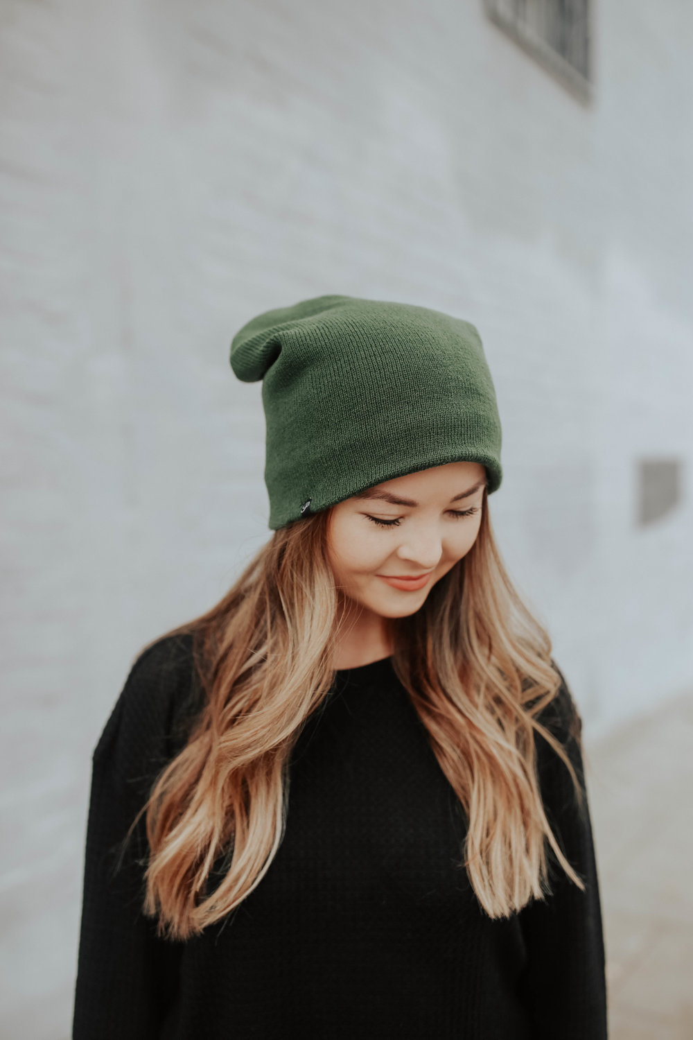 """1. Plush beanies - these are the best beanies ever. they're so good that when a friend kept """"borrowing"""" one, i eventually gave it to him. they have the perfect amount of slouch and they're super soft thanks to the fleece lining. i'm obsessed.. and any girl/ guy/ human on your list will be, too."""