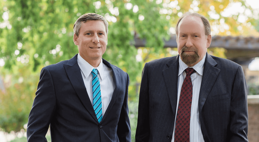 Chico personal injury attorneys Sean Puritz and Lawrence A. Puritz