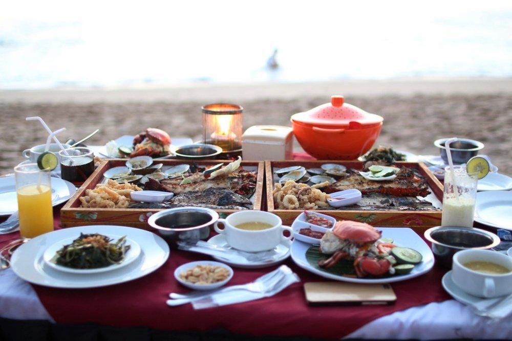JIMBARAN BEACH SEAFOOD