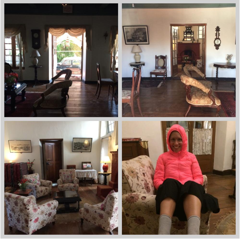 Lymond house