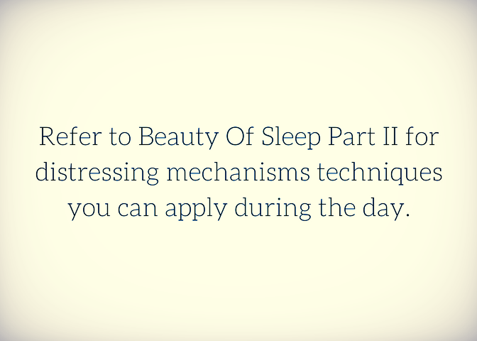 Refer to Beauty Of Sleep Part II for distressing mechanisms techniques..png
