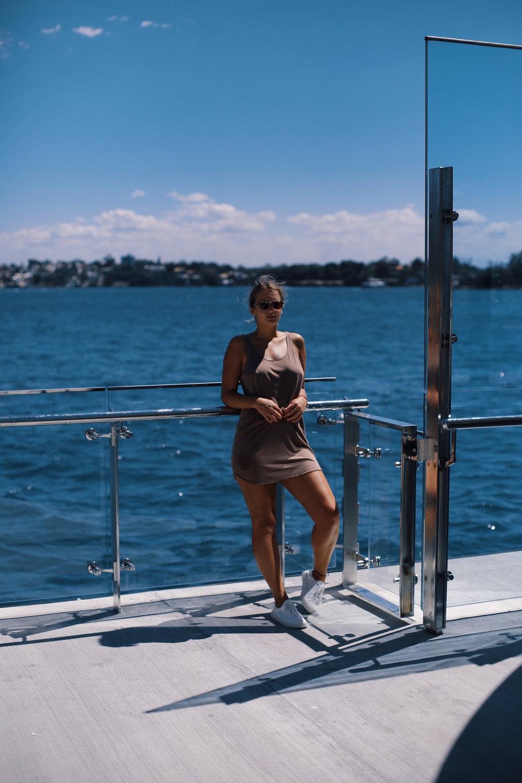 girl in Sydney