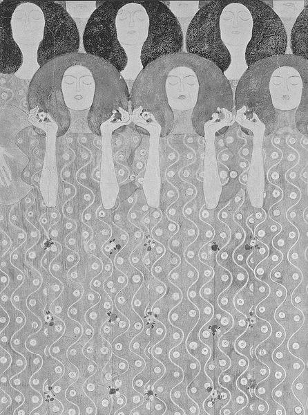 446px-Klimt_-_Chor_der_Paradiesengel.jpg