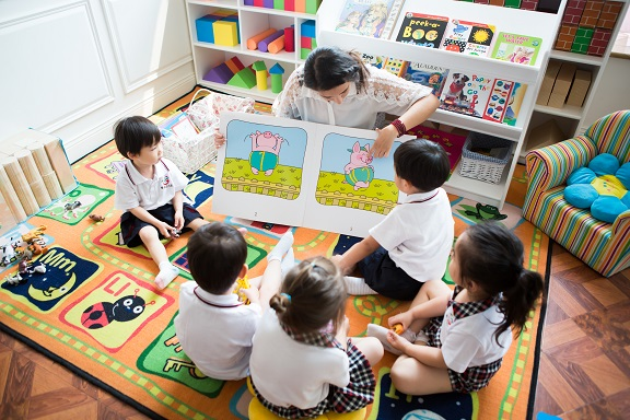 Click to learn more about Kindergarten
