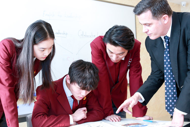 Click to learn more about Senior School (Years 7-12)