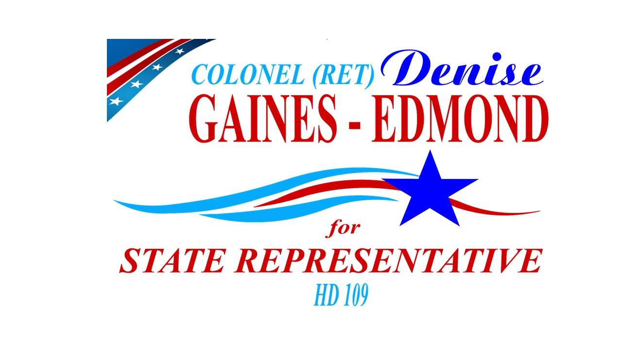 Denise Gaines-Edmond | State Representative District 109