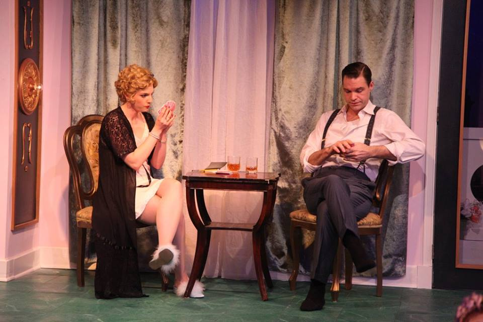 Featuring Eliza Stoughton as Billy Dawn and Sean M. Sullivan as Harry Brock