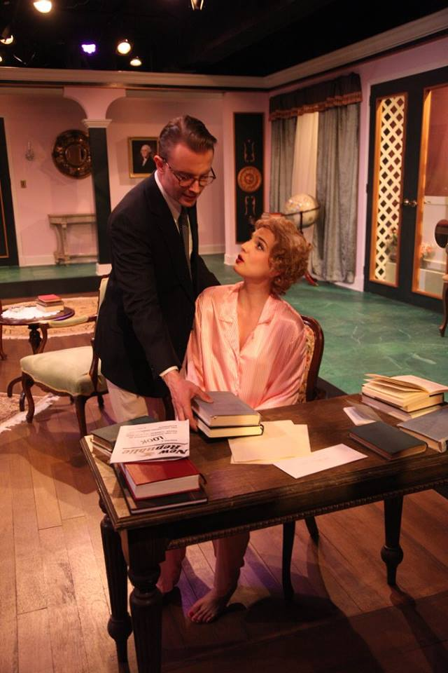 Featuring Eliza Stoughton as Billy Dawn and Greg Matthew Anderson as Paul Verrall