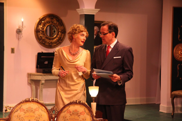 Featuring Eliza Stoughton as Billy Dawn and Shawn Douglass as Ed Devery