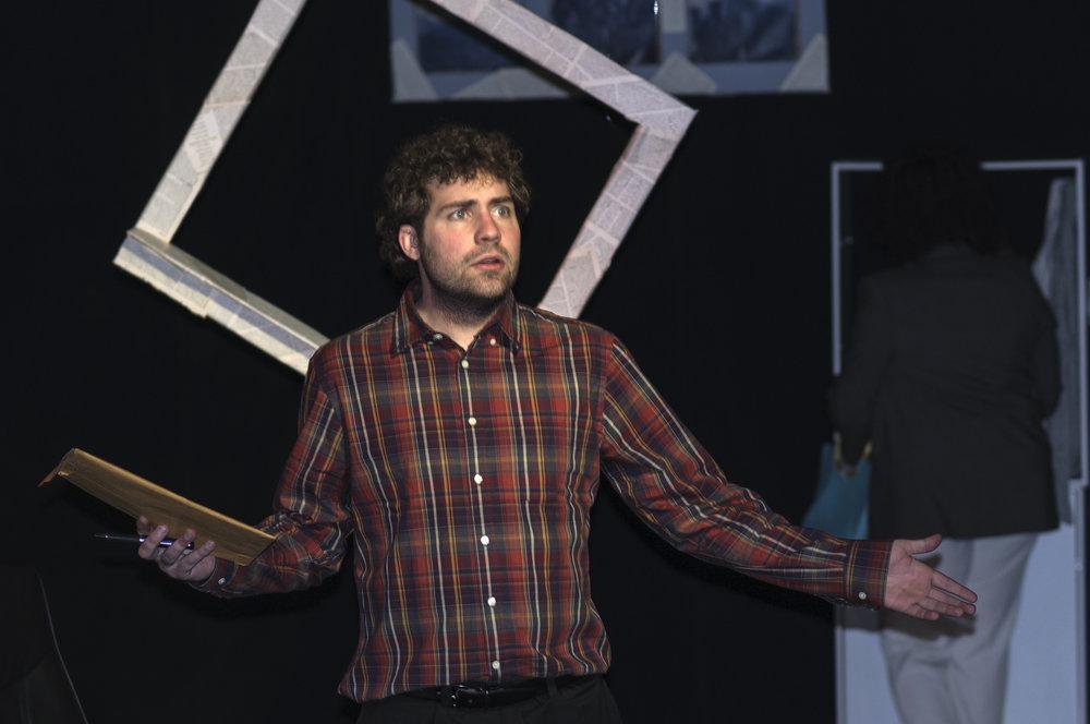 Featuring Spencer Gilbert as Simon