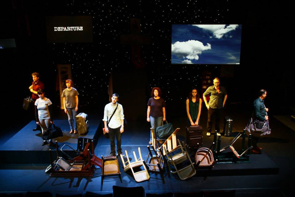 Featuring the company of The Laramie Project