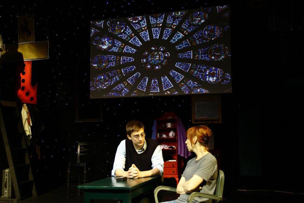 Featuring Sam Bates-Norum (left) and Kelli Hamlow (right)