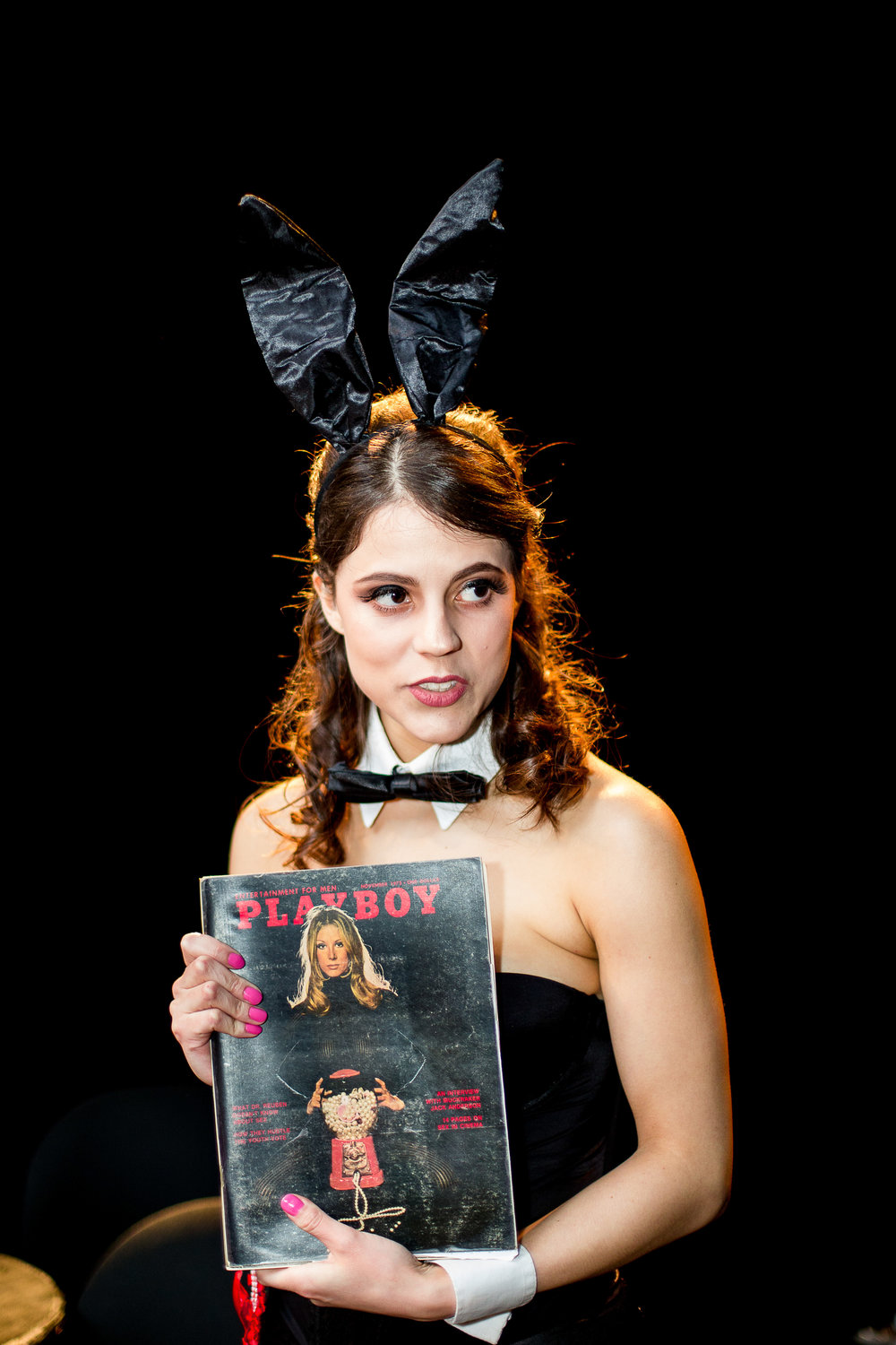 Featuring Mariana Castro Flórez as The Fourth Wave Bunny