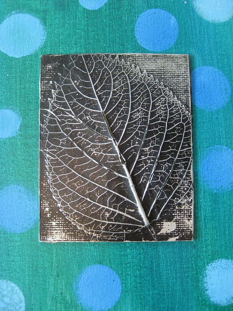 Leaf Relief, Third Grade