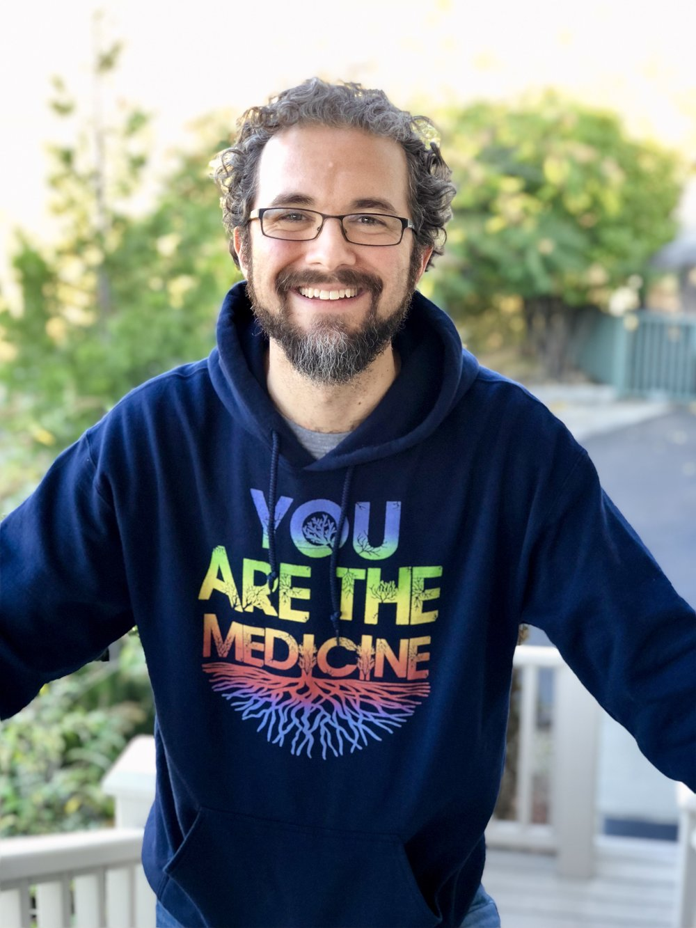 You Are The Medicine Hoodie