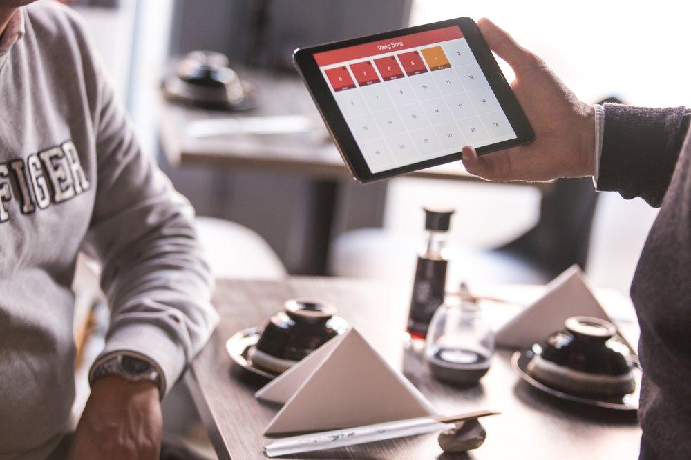 Tablet Sales Tool